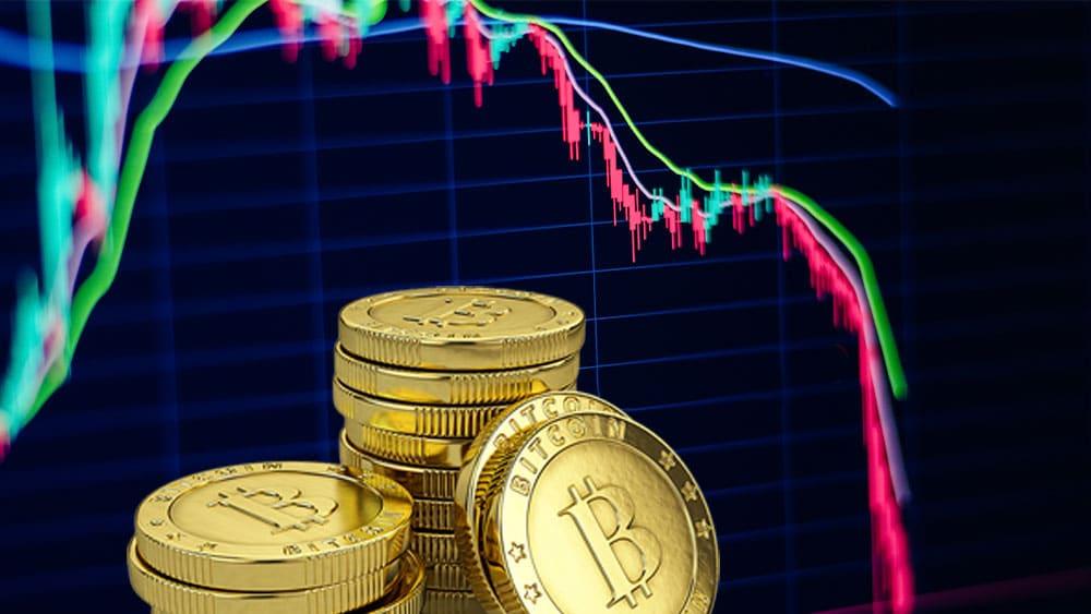 Bitcoin retrocede 7% y el mercado pierde 100 mil millones de dólares