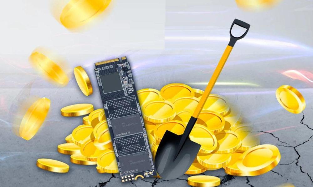 El minado de Chia puede destrozar una SSD en solo 40 días