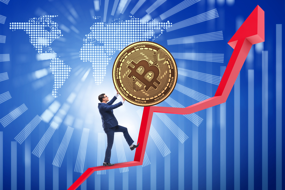 Bitcoin se mantiene por encima de 100 SMA, así es como BTC podría comenzar a aumentar de nuevo