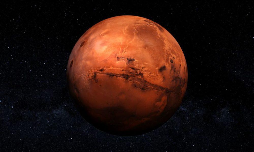 Tianwen-1 aterriza con éxito el rover Zhurong en Marte