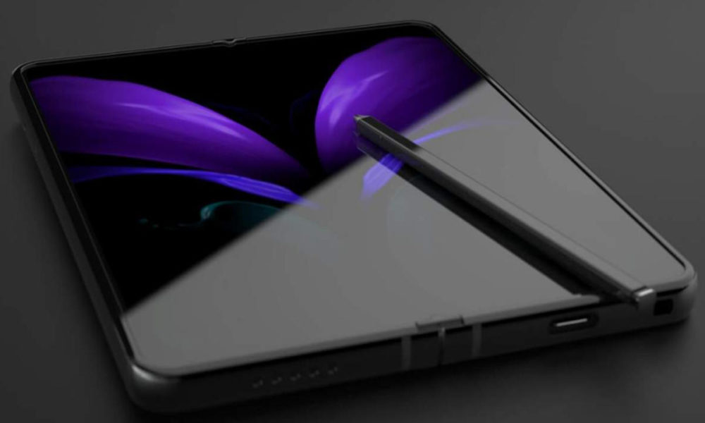 Galaxy Z Fold3 tendrá S Pen y cámara debajo de la pantalla