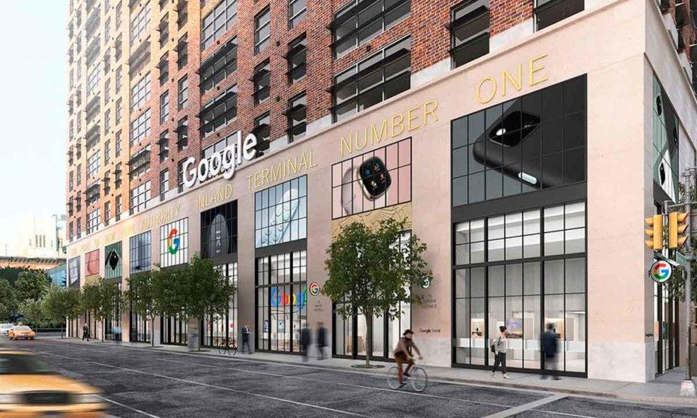 una tienda física en Nueva York este verano