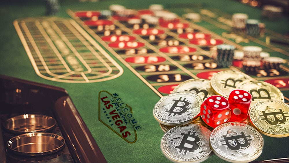 Hotel casino de Las Vegas aceptará bitcoin y ethers como forma de pago