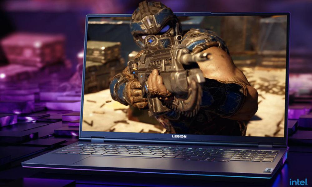 Nuevos Lenovo Legion con lo último de Intel y NVIDIA