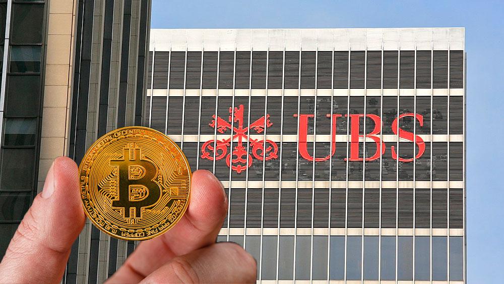 Banco UBS dispuesto a ofrecer exposición a bitcoin a clientes exclusivos