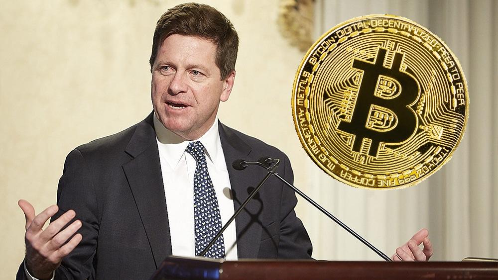 Expresidente de la SEC asesora a firma solicitante de un ETF ecológico de bitcoin