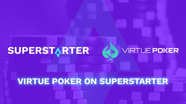 Virtue Poker se une a SuperFarm para lanzar su oferta inicial de DEX en SuperStarter