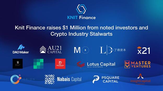Con $ 1 millón en financiamiento, KnitFinance cobra por adelantado para desbloquear un mercado de billones de dólares en DeFi