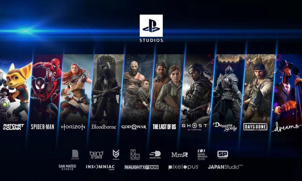 PlayStation Studios abre su página en Steam
