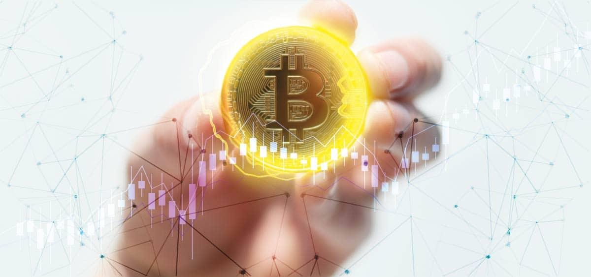bitcoin registra repunte a pesar de cerrar abril en rojo