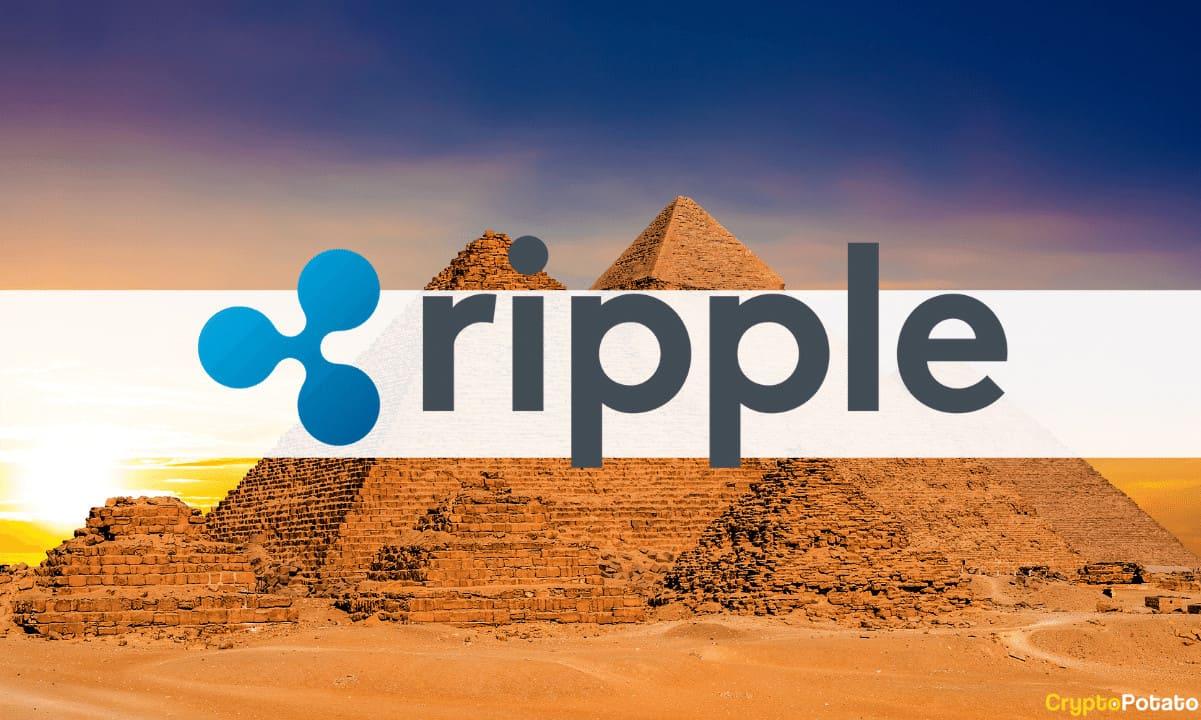 Ripple Se Asocia Con El Banco Nacional De Egipto