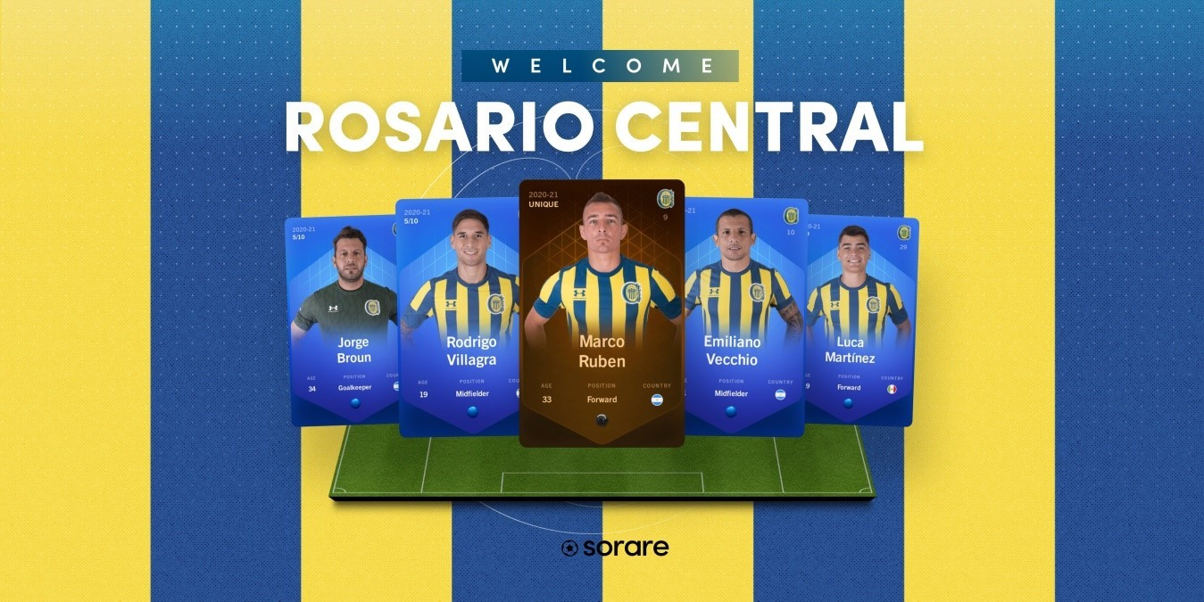 Sorare expande sus NFT en el fútbol latinoamericano con nuevo club de Argentina