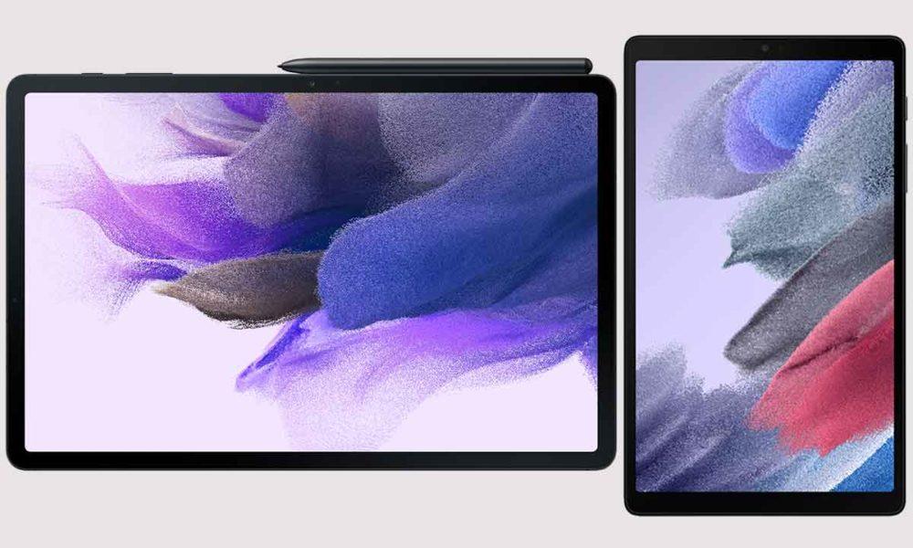 Samsung Galaxy Tab S7 FE y Galaxy Tab A7: ya en España