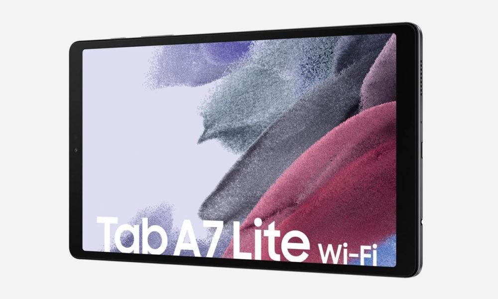 Galaxy Tab A7 Lite, especificaciones y precio filtrados