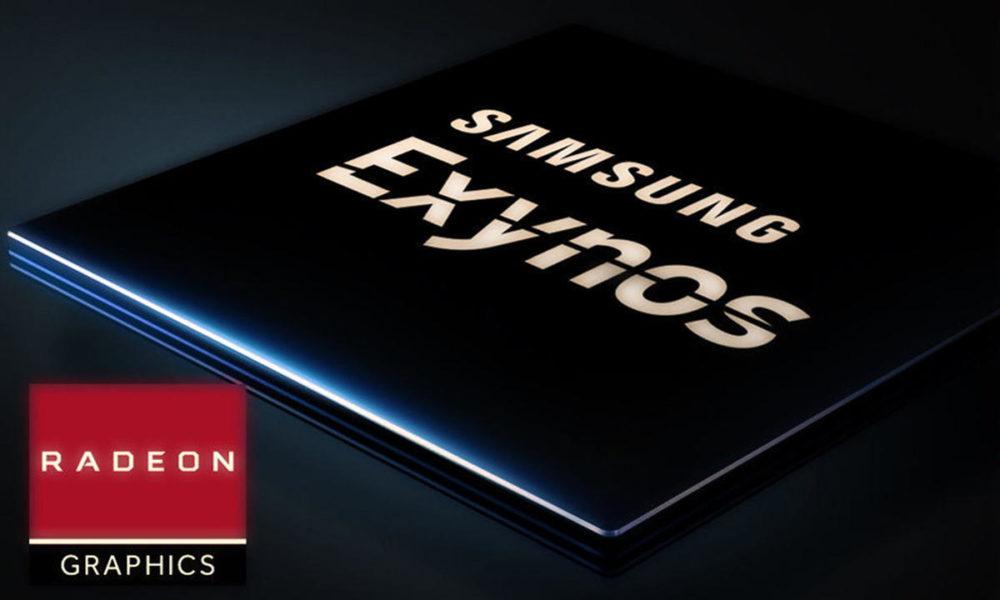 El Samsung Exynos para portátiles con AMD llegará este año