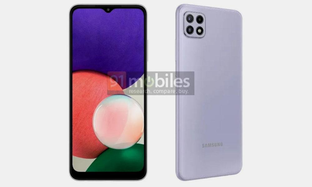 Samsung Galaxy A22 5G, el 5G más económico del fabricante