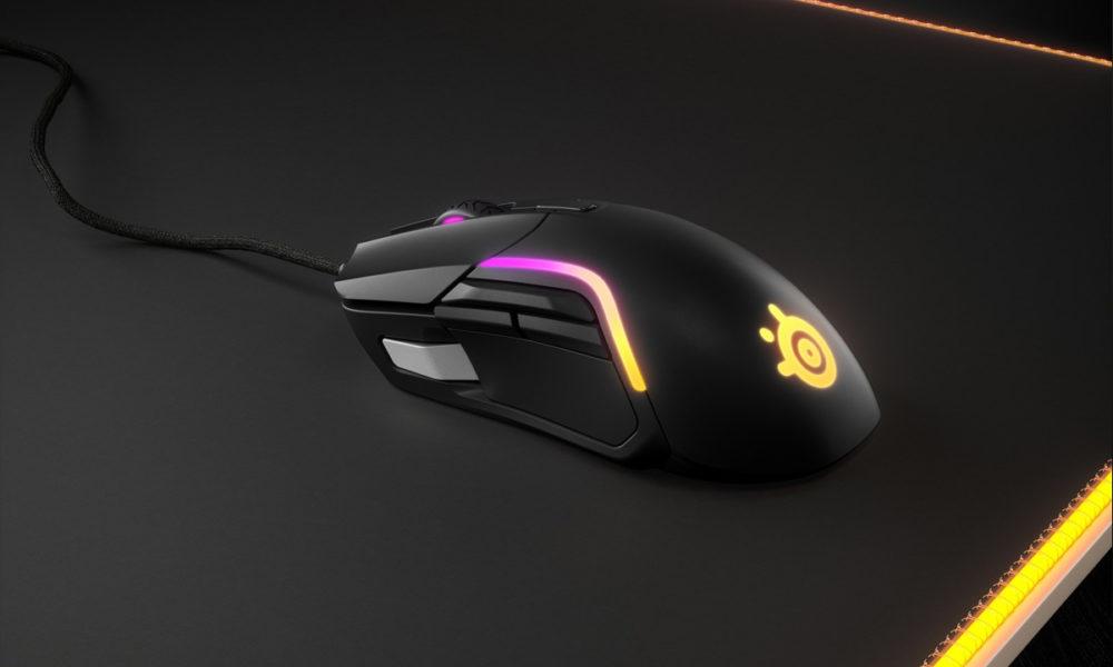 SteelSeries Rival 5, un ratón gaming económico personalizable