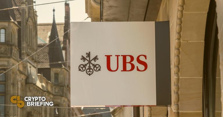 UBS explorando ofertas de Bitcoin para clientes adinerados: informe
