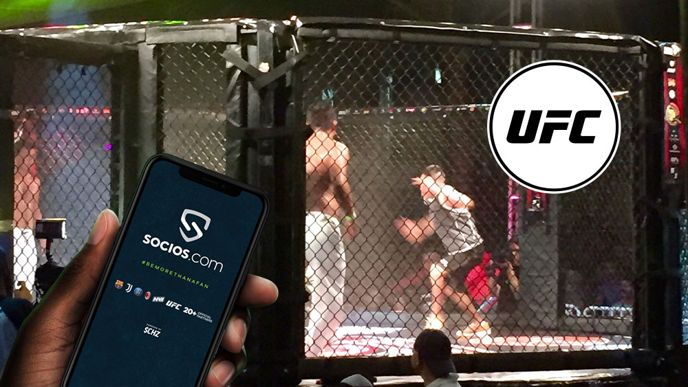 Liga de artes marciales mixtas UFC lanzará token en Ethereum
