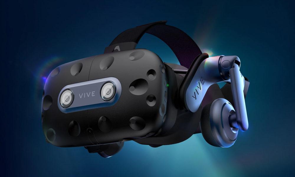 HTC anuncia oficialmente las VR Vive Pro 2 5K y Vive Focus 3