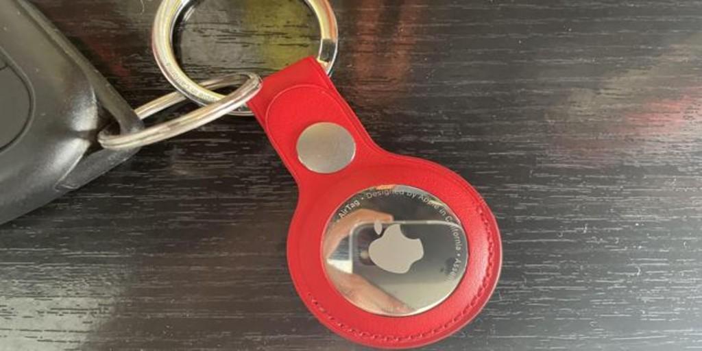 el nuevo 'gadget' de Apple para encontrar las llaves o el bolso
