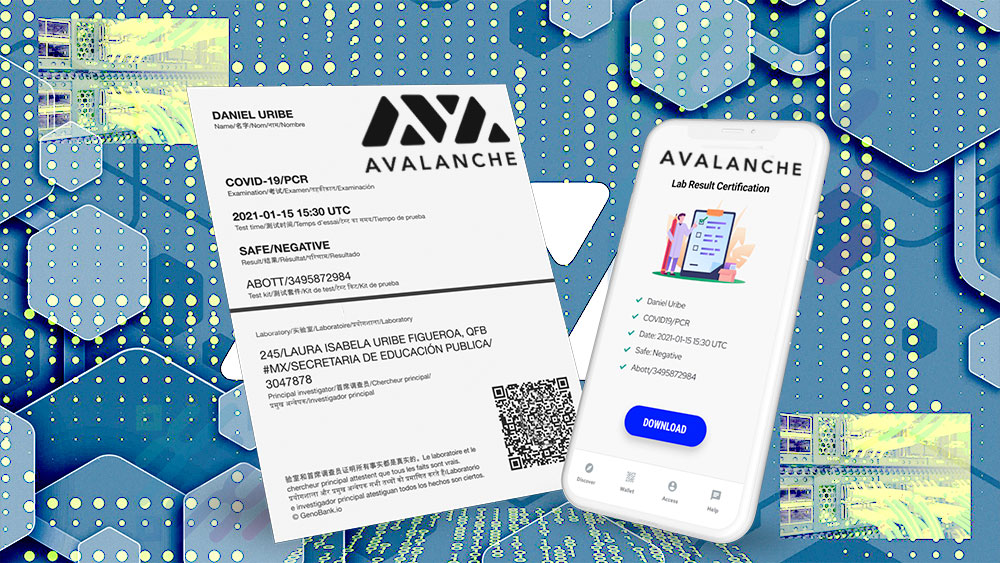 México combate mercado negro de pruebas de COVID-19 con la blockchain de Avalanche