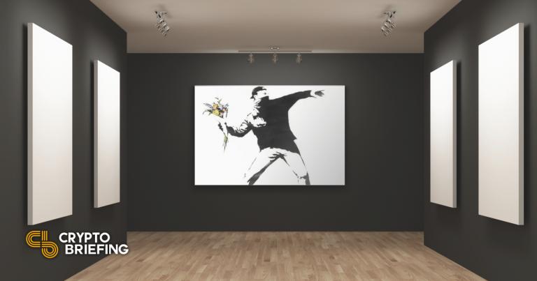 Sotheby's aceptará Bitcoin en la próxima subasta de Banksy