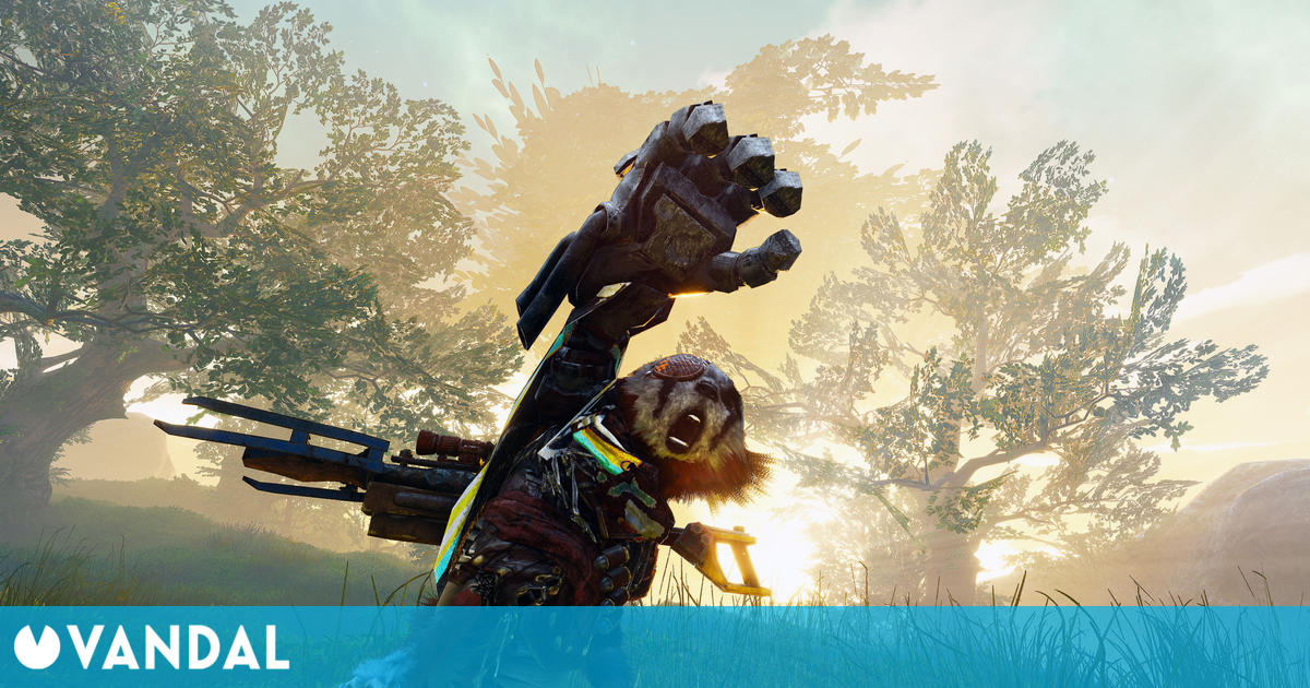 Nuevos gameplays de Biomutant en PC, PS4 Pro, PS4, Xbox One X y Xbox One