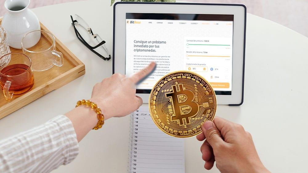 BitBase lanza nuevo servicio de préstamos con bitcoin como garantía