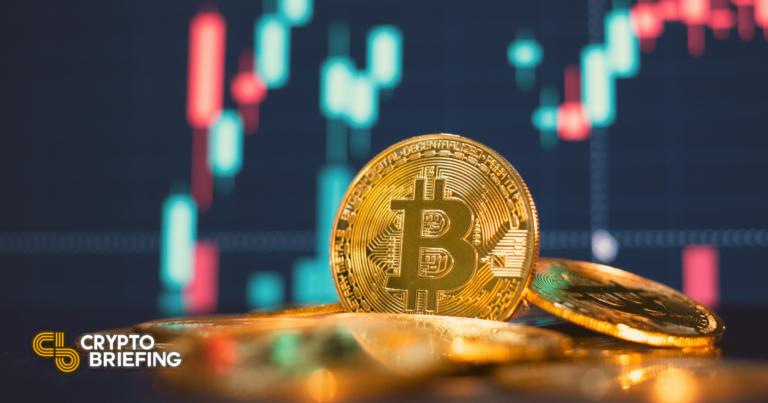 Bitcoin cae por debajo de $ 40,000, más del 40% de descuento en su máximo histórico