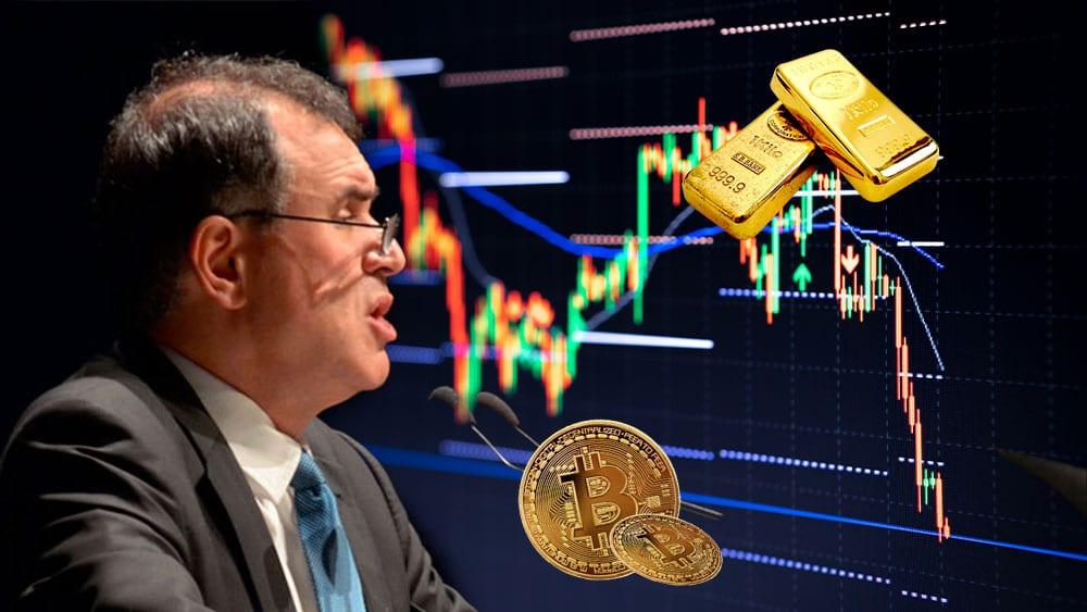Reconocido economista Dr. Doom afirma que bitcoin «nunca va a igualar al oro»