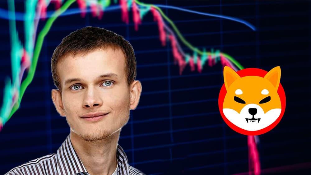 Vitalik Buterin vende sus Shiba Inu y mercado de SHIB se desploma