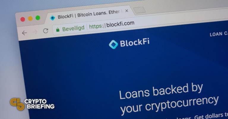 BlockFi envía por error a los usuarios grandes pagos de Bitcoin