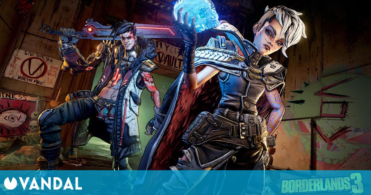 Epic Games pagó 146 millones por la exclusividad temporal de Borderlands 3