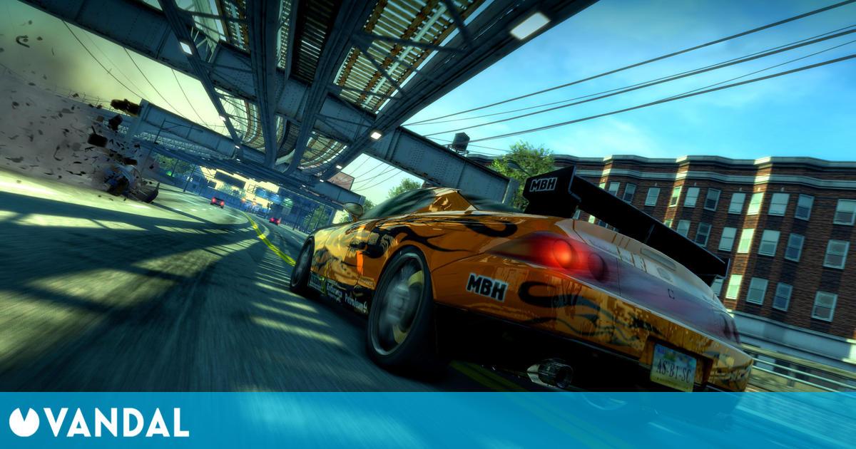 Burnout: Sony hace preguntas en un cuestionario sobre la saga de Criterion Games