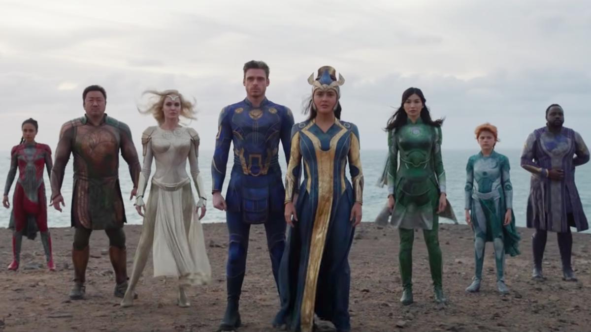 aquí están los nuevos héroes de Marvel