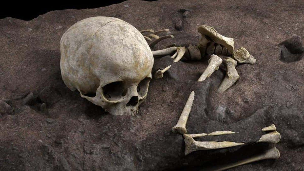 Descubren el entierro humano intencional más antiguo de África