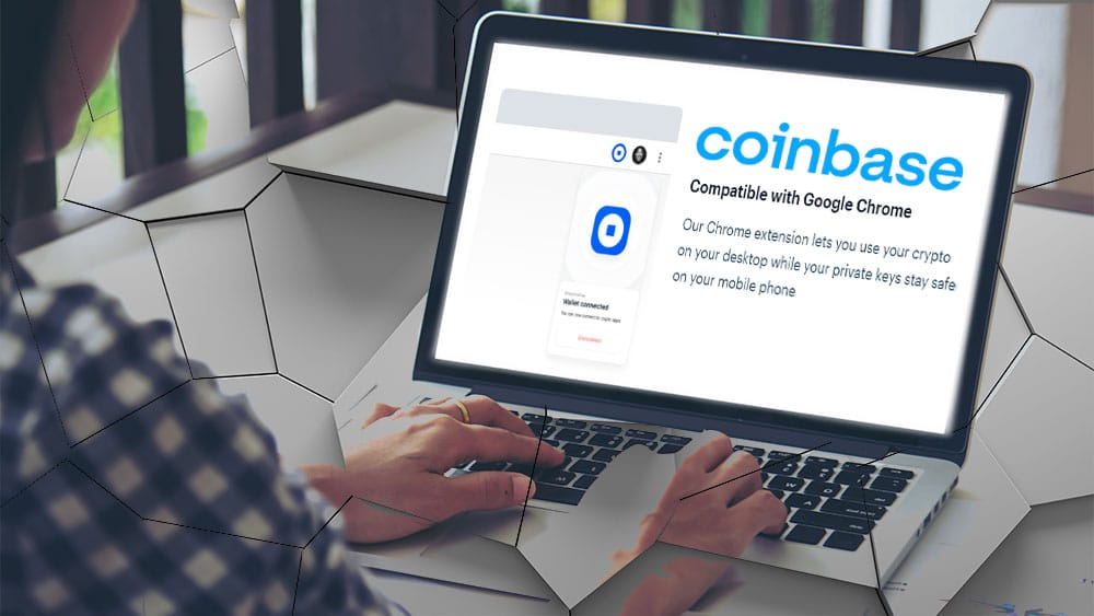 Coinbase Wallet lanza extensión para navegador