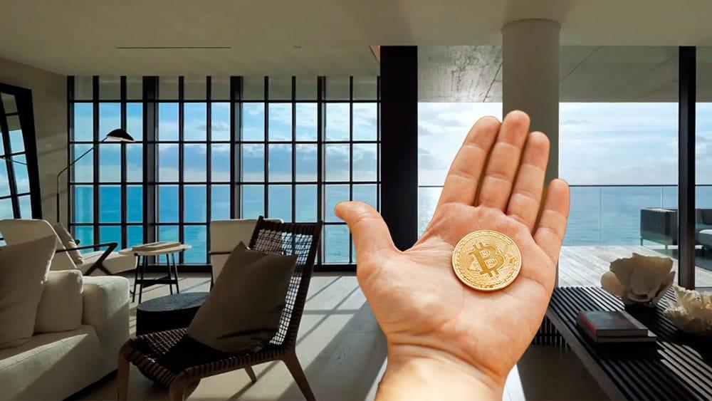 Bitcoiner paga USD 22 millones en criptomonedas por lujoso apartamento en Miami