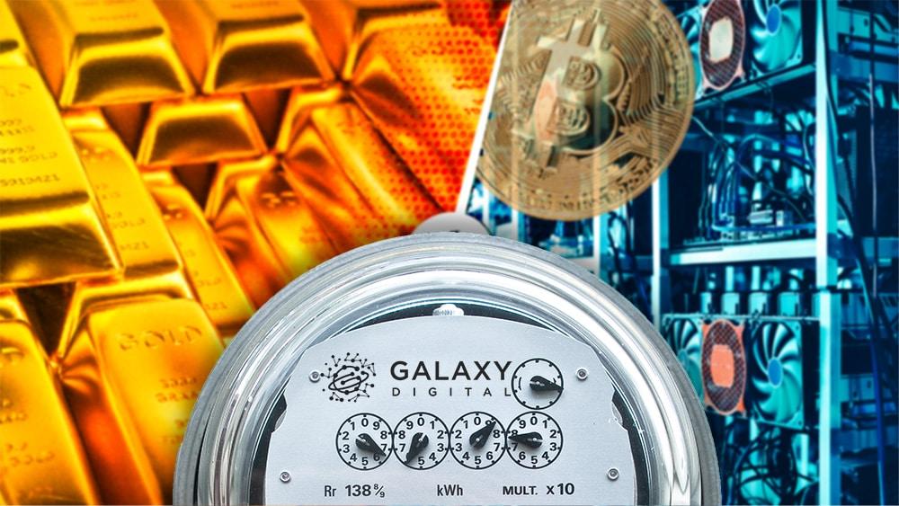 Bancos y producción de oro consumen el doble de energía que Bitcoin: Galaxy Digital