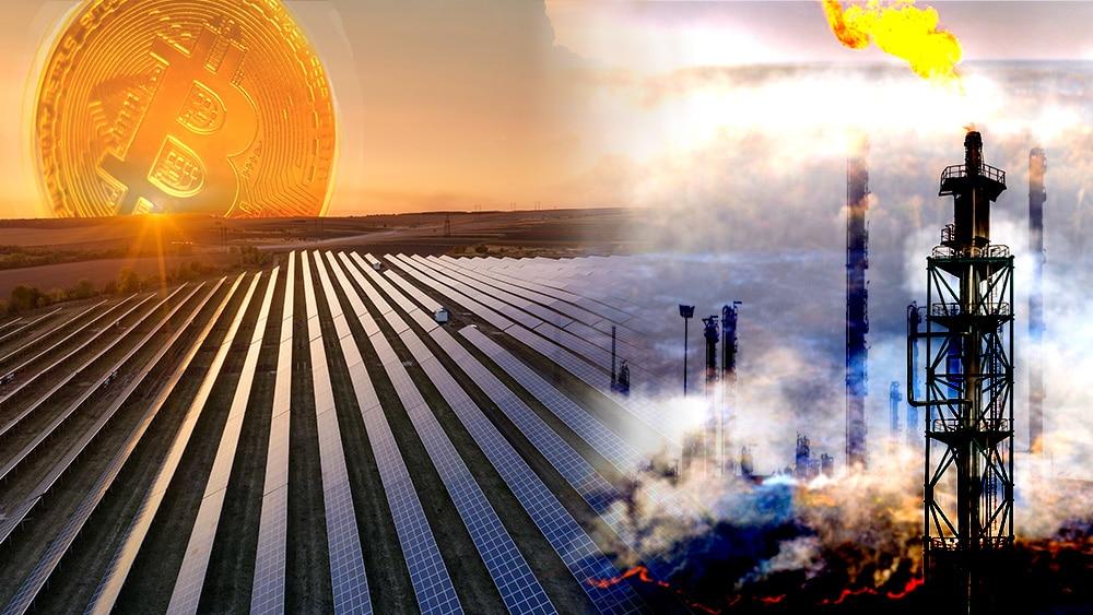 Propuesta energética y económica de Bitcoin es más sustentable que el «Petrodólar»