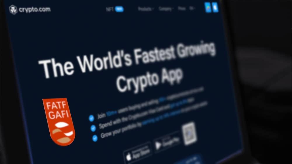 Crypto.com compartirá información de usuarios con otros exchanges