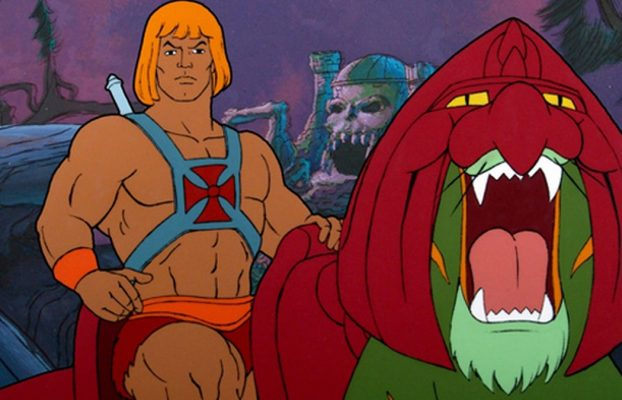La hilarante razón por la que He-Man tiene un tigre verde