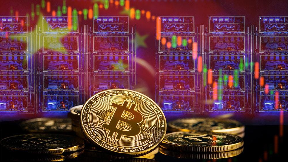Dificultad de la minería de Bitcoin se redujo 16% mientras se extiende el miedo en China