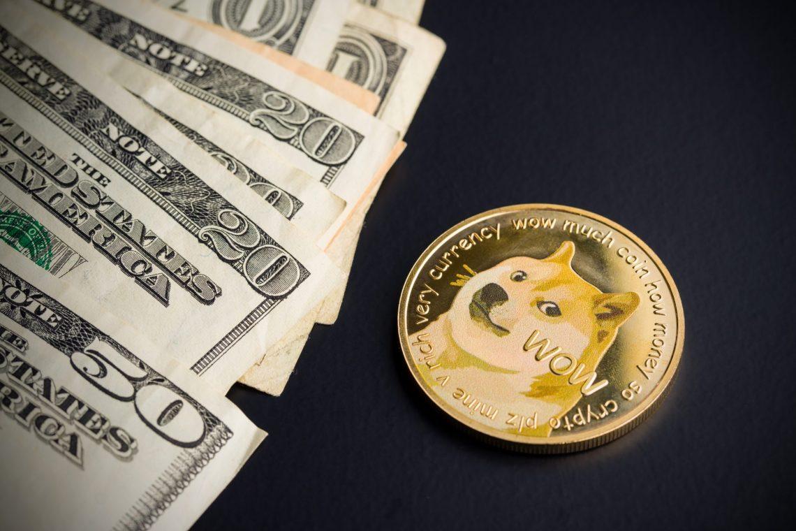 Comprar Dogecoin con dinero de estímulo le habría generado más de $ 500k