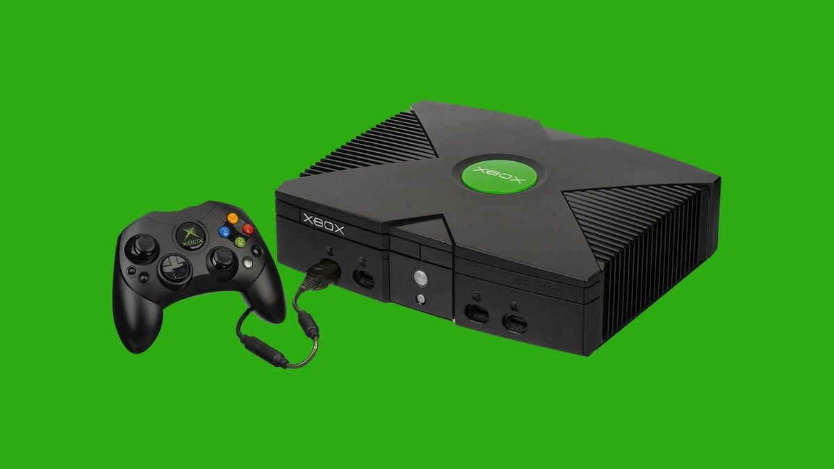 Sale a la luz un huevo de pascua de la Xbox original que ha permanecido oculto 20 años