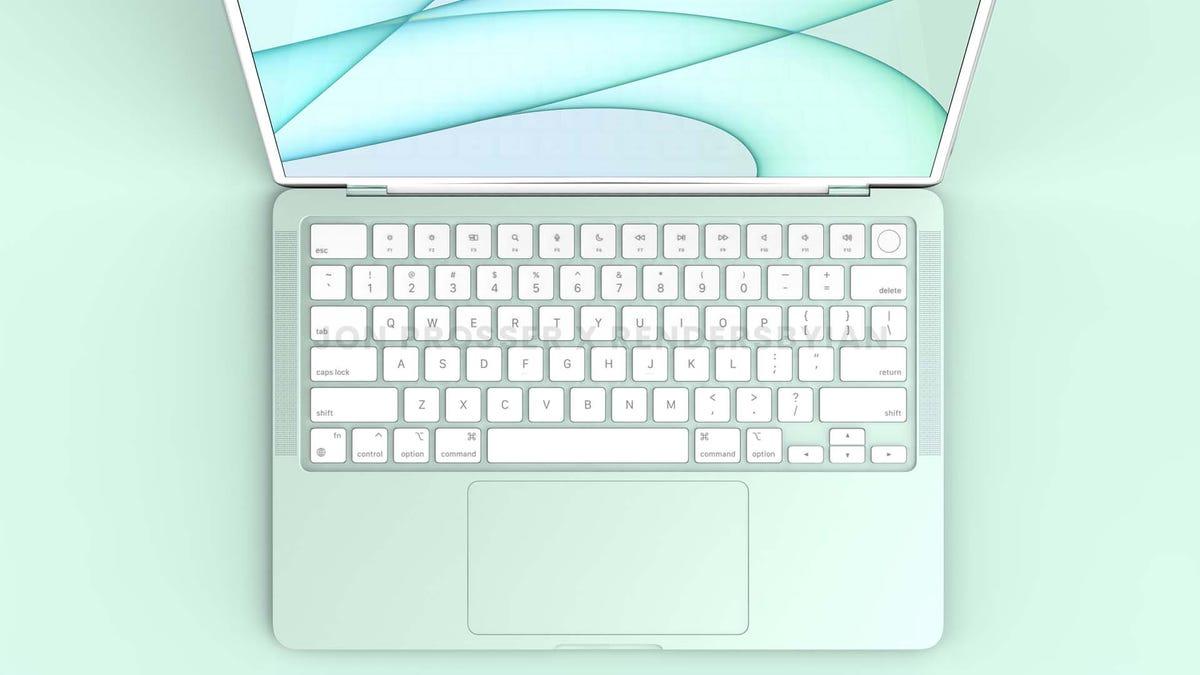 así serían los nuevos MacBook Pro, MacBook Air, Mac mini, iMac y Mac Pro