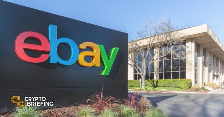 EBay está explorando NFT y posiblemente criptopagos