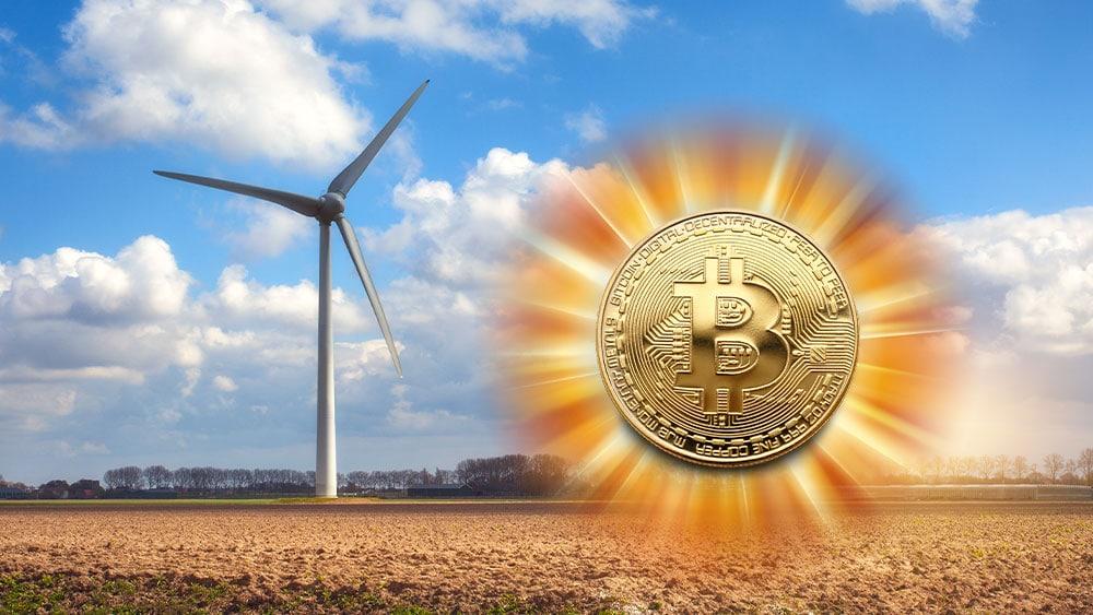 56% de la minería de bitcoin utiliza energía sostenible