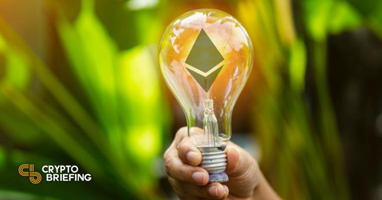 Ethereum Staking reducirá el consumo de energía en un 99%